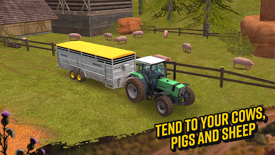 Farming Simulator 18 Mod Apk 1.4.0.6 (Unlimited Money) 11