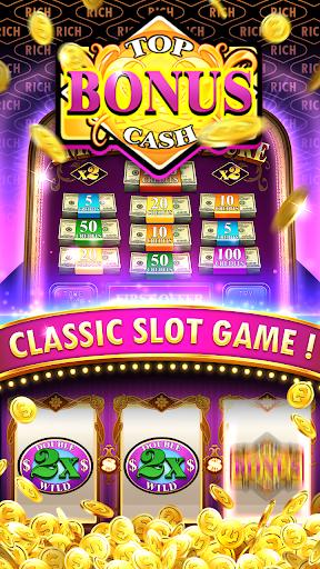 Slots Classic - Richman Jackpot Big Win Casino  screenshots 6