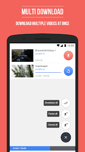 HD Video Downloader MOD APK V1.2 – (Cracked) 3