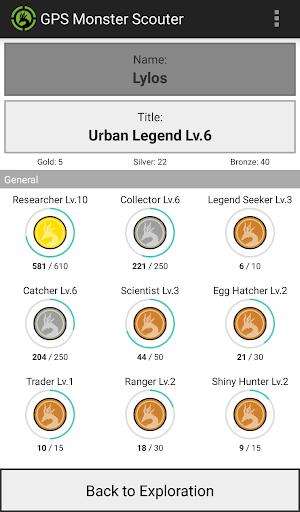 GPS Monster Scouter 0.24.13 screenshots 8