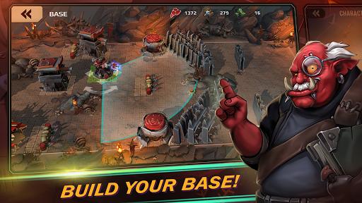 Kharaboo Wars: Orcs assault 0.20 screenshots 7