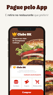 Burger King Brasil 3.5.2 Screenshots 1