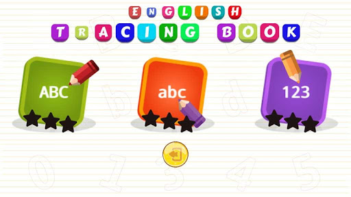 Learn To Write Letters / Alphabet ABC For Kids screenshots 1