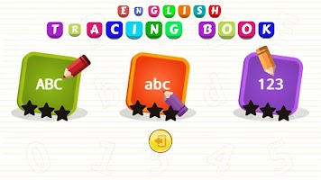 Learn To Write Letters / Alphabet ABC For Kids