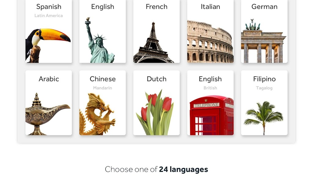 Rosetta Stone: Learn Languages Effectively  poster 13