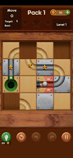 Unblock Ball - Roll & Drag Block Puzzle Games 1.0 APK + Мод (Unlimited money) за Android