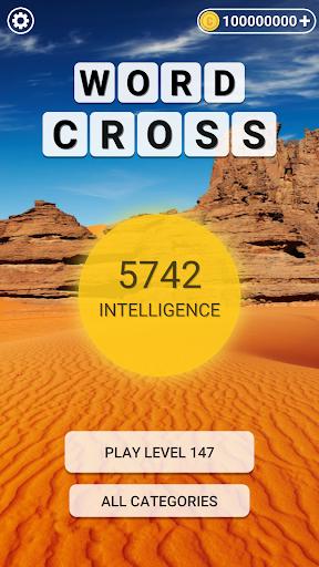 Word Cross Puzzle  updownapk 1