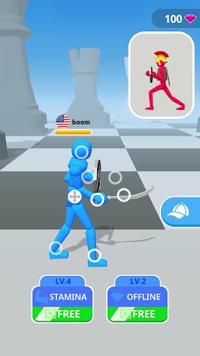 Fight Pose  screenshots 5
