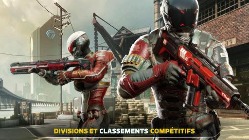 Code Triche Modern Combat Versus: New Online Multiplayer FPS (Astuce) APK MOD screenshots 3