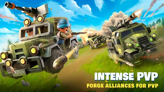 Top War  Battle Game Apk 4