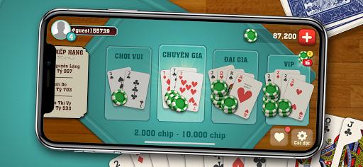 Thirteen Cards (Tien Len)  screenshots 1
