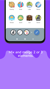 Alchemy Merge — Puzzle Game Mod Apk 1.2.37 (Lots of Tips) 2