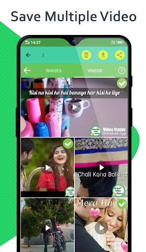Status Saver - Download for Whatsapp android2mod screenshots 2