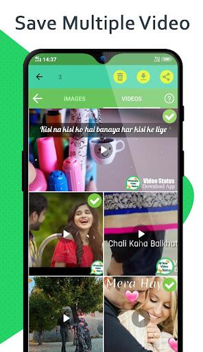 Status Saver - Downloader for Whatsapp 1.93 Screenshots 2
