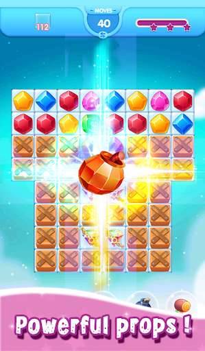 Jewel Match Puzzle Star 2021 Apkfinish screenshots 2