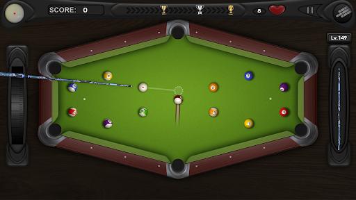 8 Ball Light - Billiards Pool 1.0.1 screenshots 5