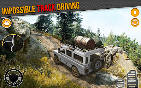 Offroad Drive : Exterme Racing Driving Game 2019 9