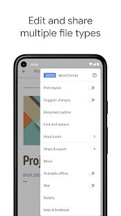 Google Docs 1.21.322.02.45 Screenshots 4