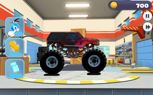 Truck Racing for kids  screenshots 13
