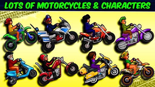 road draw 2: moto race screenshot 2