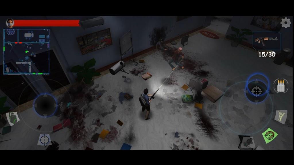 Zombie Game: Disease Of Hazard  poster 15