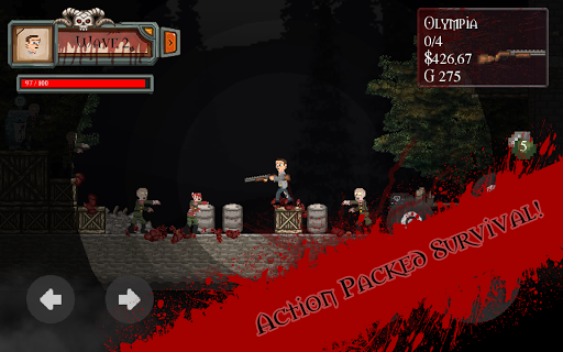 Dead Ops Zombies Reborn - Zombie Shooter modavailable screenshots 1