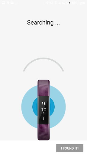 Finder for Fitbit - find your lost Fitbit 1.2.6 Screenshots 5