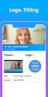 BIGVU - Teleprompter for video & captions Screenshot