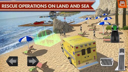 Coast Guard: Beach Rescue Team  Screenshots 7