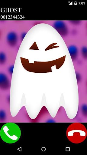 ghost fake call game 10.0 screenshots 1