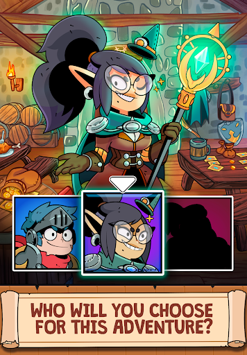 Card Guardians: Deck Building Roguelike Card Game screenshots 11