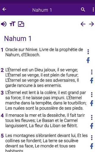 Bible en franu00e7ais courant  Screenshots 16