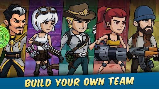 Zombie War: Idle Defense Game Mod Apk (Unlimited Money + No Ads) 5 6
