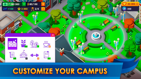 University Empire Tycoon – Idle Management Game [v0.9.5] APK Mod for Android logo
