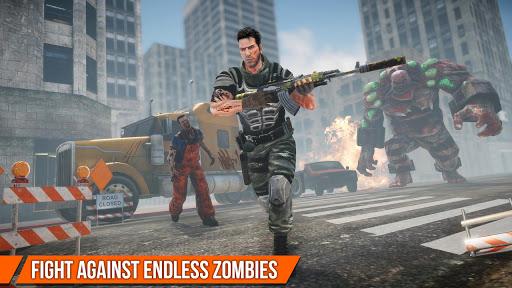 DEAD TARGET: Zombie Offline - Shooting Games Apkfinish screenshots 8