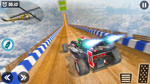 Impossible Formula Jet Car Racing Stunts  screenshots 14