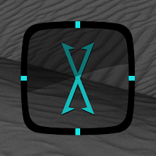 Space X - Shadow Teal Icons Download on Windows