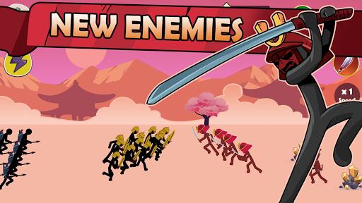 Stickman War Legend of Stick apkpoly screenshots 4