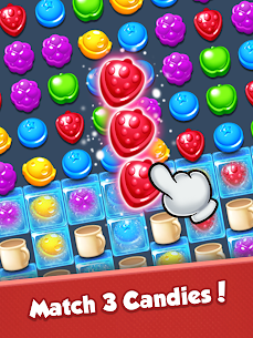 Sugar Hunter: Match 3 Puzzle Apk Mod + OBB/Data for Android. 10