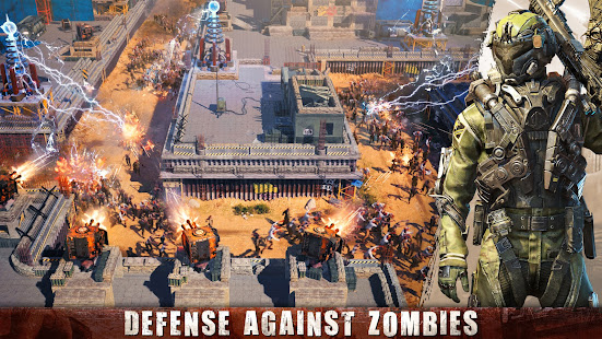Age of Z Origins:Tower Defense 1.2.99 Screenshots 8