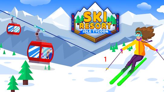 Ski Resort MOD APK (Unlimited Money) Download 6