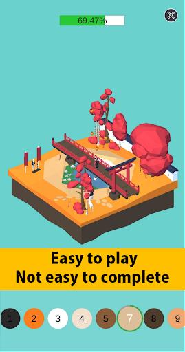 Color Pocket World 3D  screenshots 2