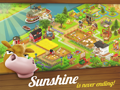 Hay Day Mod APK (Unlimited Coins, Gems, Seeds) 1