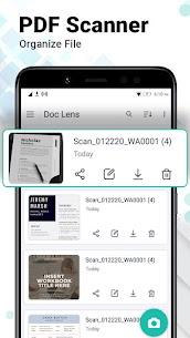 Document Scan – PDF Scanner App Premium MOD APK 5