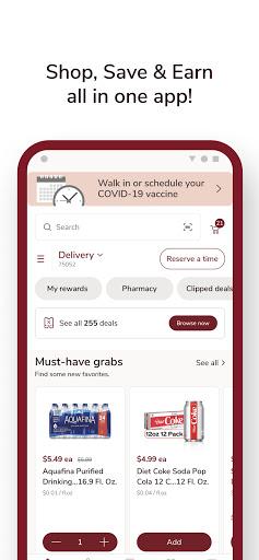 Safeway Deals & Delivery  screenshots 1