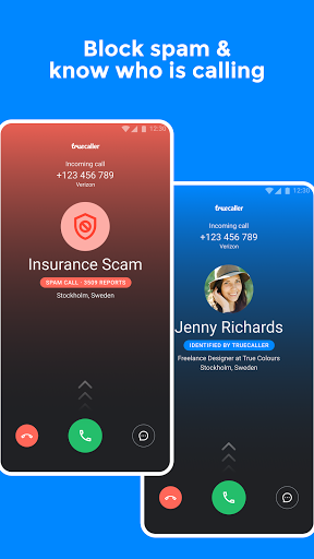 Truecaller : Caller ID & spam blocking
