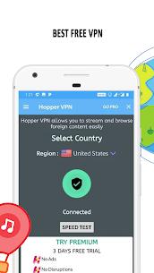 Hopper VPN MOD (Premium) 2