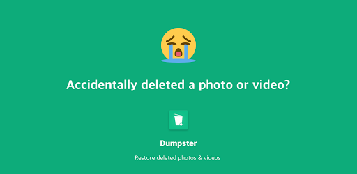Dumpster - Recover Deleted Photos & Video Recovery  Screenshots 8