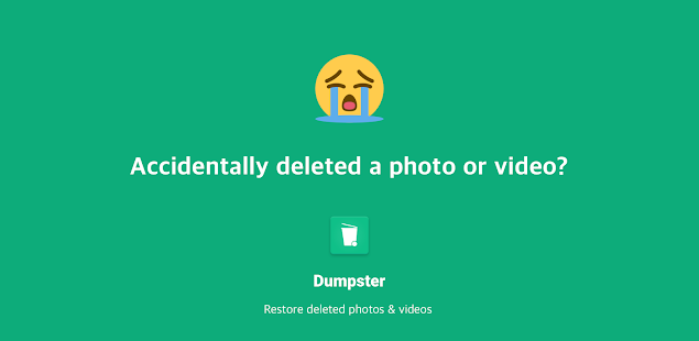 Dumpster - Recover Deleted Photos & Video Recovery