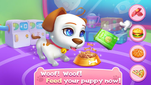 ud83dudc36ud83dudc36Space Puppy - Feeding & Raising Game 2.2.5038 screenshots 9